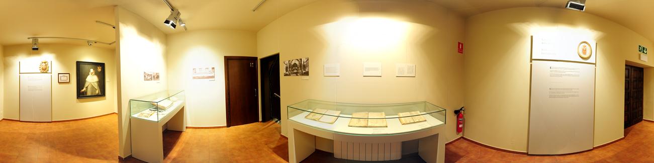 Sala 2  - Los orígenes del Convento