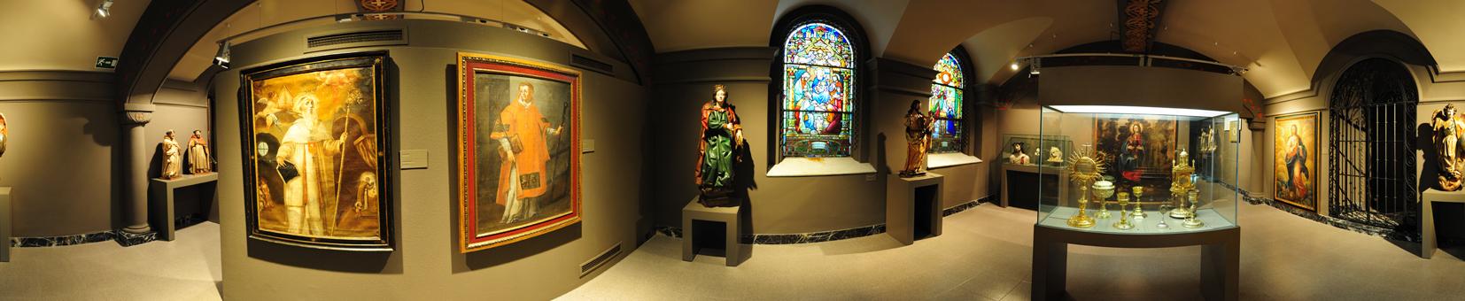 Sala 3 - El arte en el convento