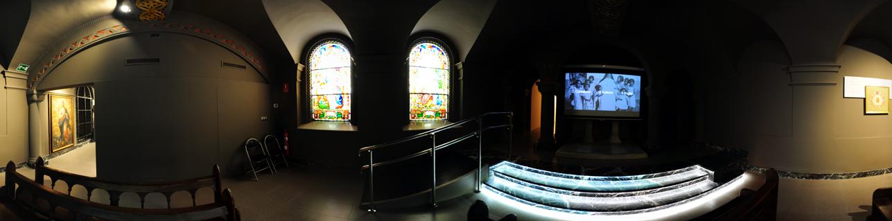Sala 4: Margarita María: un corazón misionero