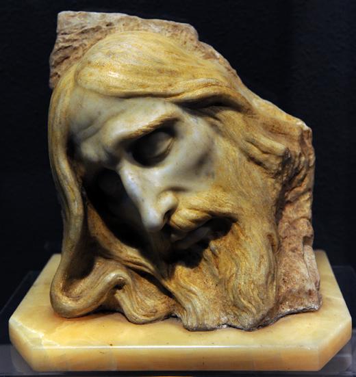 Cabeza Cristo de Garros