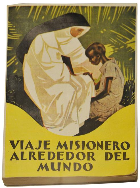 Libro Viake misionero
