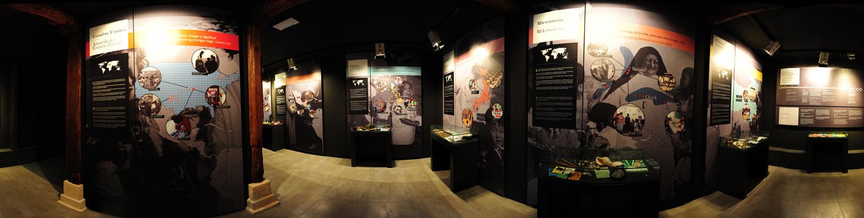 Sala 7b: Primeras expediciones